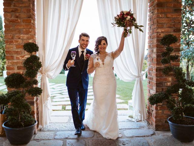 Il matrimonio di Fabrizio e Francesca a Capriolo, Brescia 102