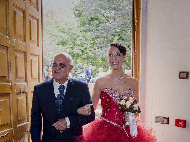 Il matrimonio di Matteo e Nunzia a Treviglio, Bergamo 22