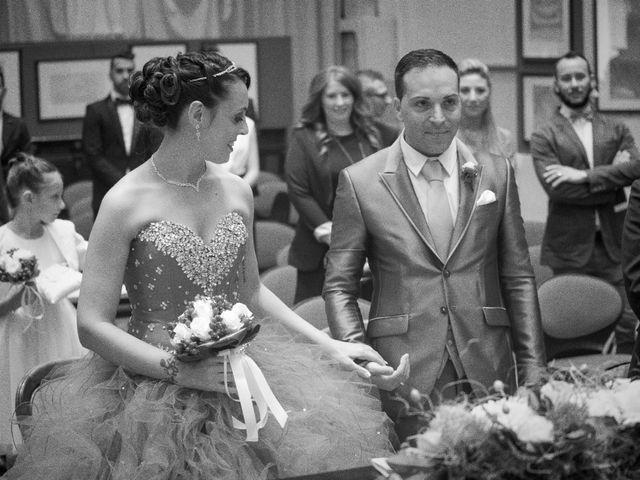 Il matrimonio di Matteo e Nunzia a Treviglio, Bergamo 25