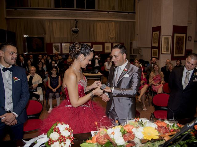 Il matrimonio di Matteo e Nunzia a Treviglio, Bergamo 32