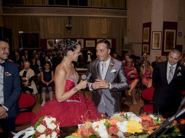 Il matrimonio di Matteo e Nunzia a Treviglio, Bergamo 33