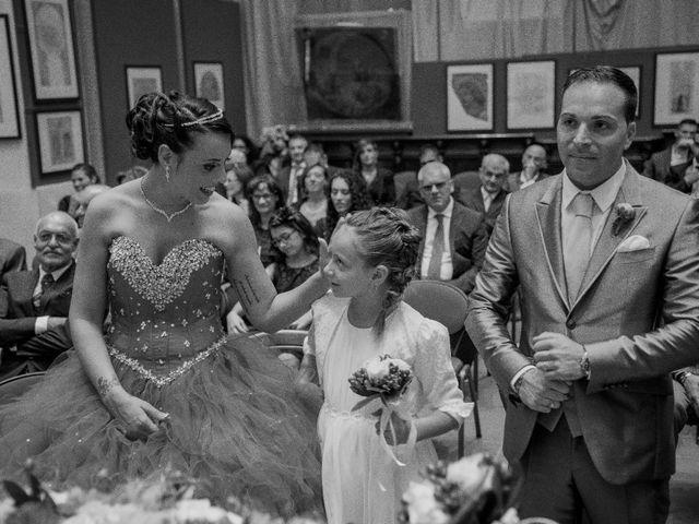 Il matrimonio di Matteo e Nunzia a Treviglio, Bergamo 37