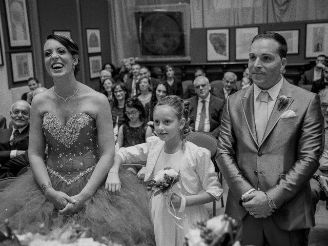 Il matrimonio di Matteo e Nunzia a Treviglio, Bergamo 38