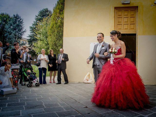 Il matrimonio di Matteo e Nunzia a Treviglio, Bergamo 42