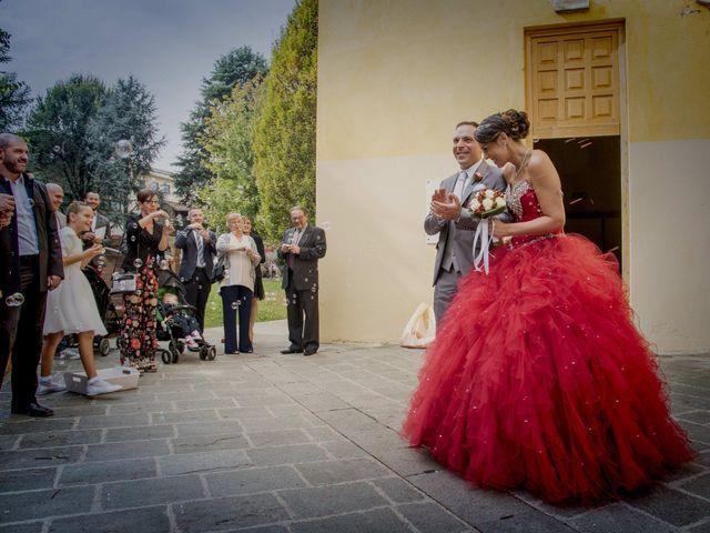 Il matrimonio di Matteo e Nunzia a Treviglio, Bergamo 43