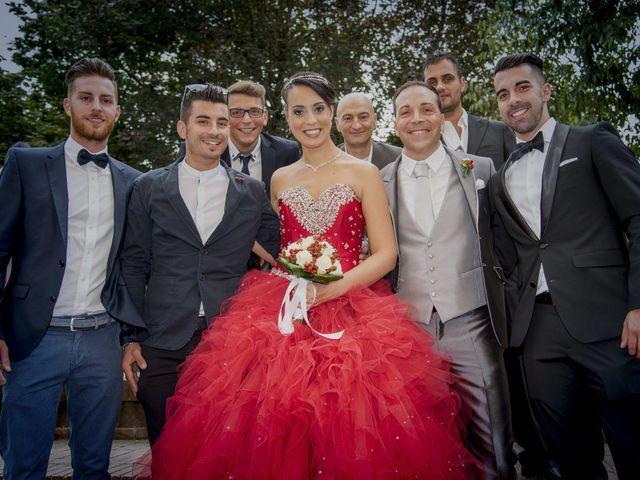 Il matrimonio di Matteo e Nunzia a Treviglio, Bergamo 47