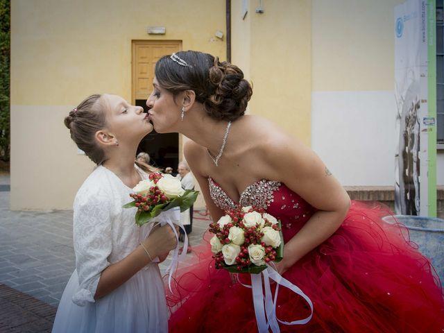 Il matrimonio di Matteo e Nunzia a Treviglio, Bergamo 53