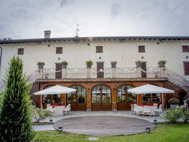 Il matrimonio di Matteo e Nunzia a Treviglio, Bergamo 60