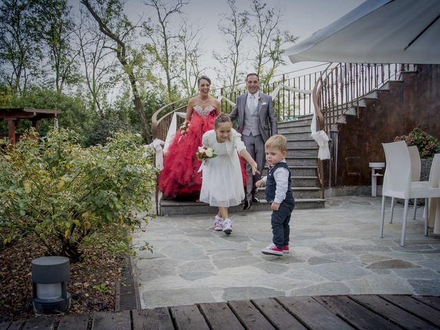 Il matrimonio di Matteo e Nunzia a Treviglio, Bergamo 62