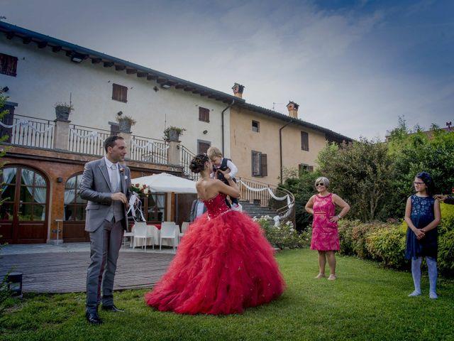 Il matrimonio di Matteo e Nunzia a Treviglio, Bergamo 63