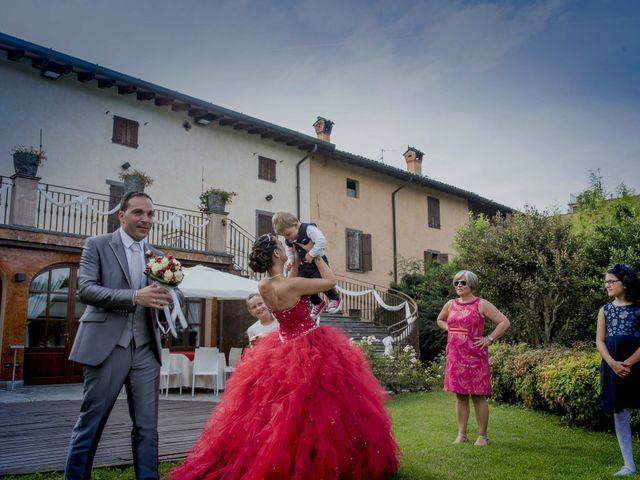 Il matrimonio di Matteo e Nunzia a Treviglio, Bergamo 64