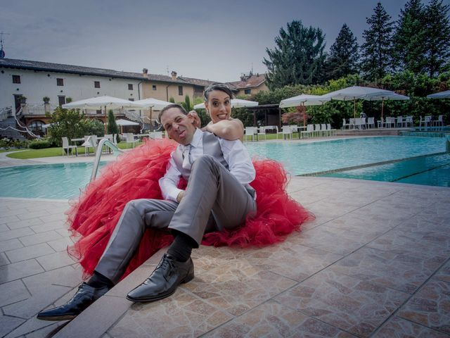 Il matrimonio di Matteo e Nunzia a Treviglio, Bergamo 89