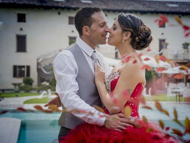Il matrimonio di Matteo e Nunzia a Treviglio, Bergamo 92