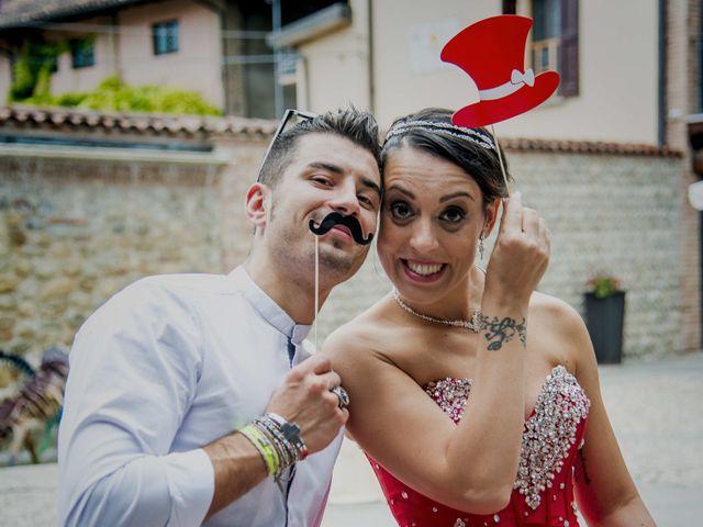 Il matrimonio di Matteo e Nunzia a Treviglio, Bergamo 132