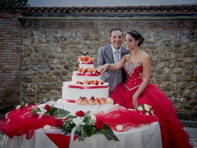 Il matrimonio di Matteo e Nunzia a Treviglio, Bergamo 137
