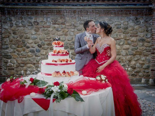 Il matrimonio di Matteo e Nunzia a Treviglio, Bergamo 139