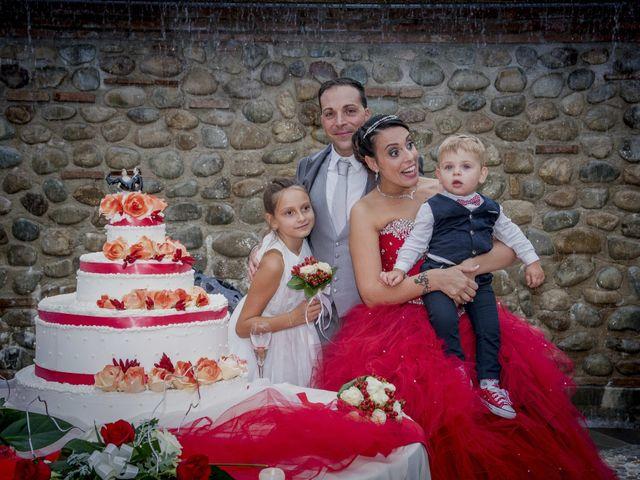 Il matrimonio di Matteo e Nunzia a Treviglio, Bergamo 144