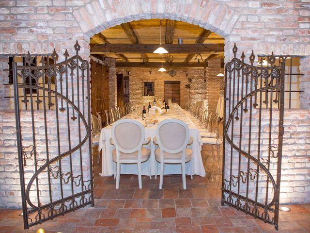 Il matrimonio di Marco e Mika a Gorgonzola, Milano 21