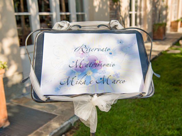 Il matrimonio di Marco e Mika a Gorgonzola, Milano 22
