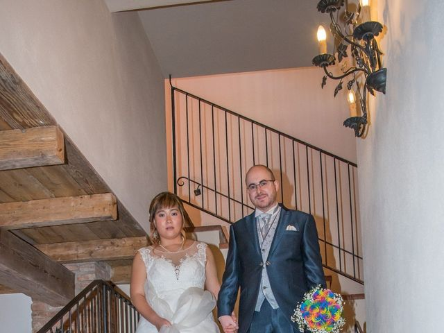 Il matrimonio di Marco e Mika a Gorgonzola, Milano 25