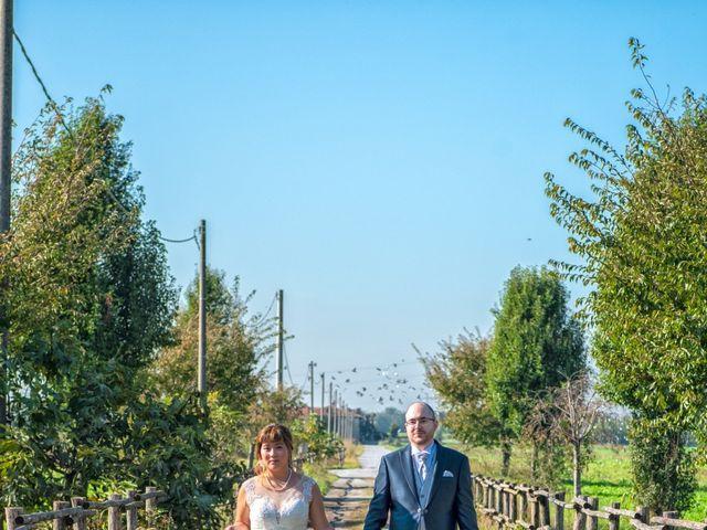 Il matrimonio di Marco e Mika a Gorgonzola, Milano 31