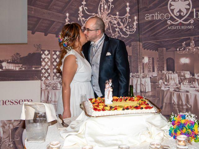 Il matrimonio di Marco e Mika a Gorgonzola, Milano 33