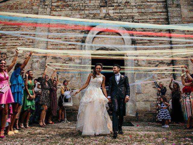Le nozze di Cristian e Noemi
