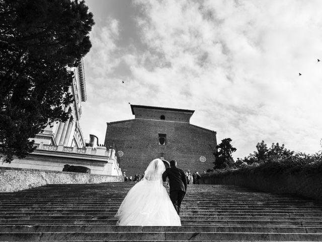 Il matrimonio di Simone e Francesca a Roma, Roma 10