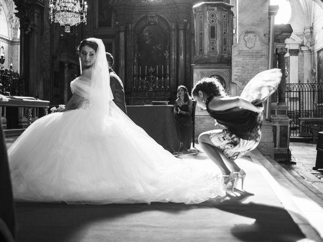 Il matrimonio di Simone e Francesca a Roma, Roma 12