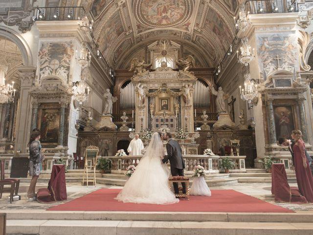 Il matrimonio di Simone e Francesca a Roma, Roma 13