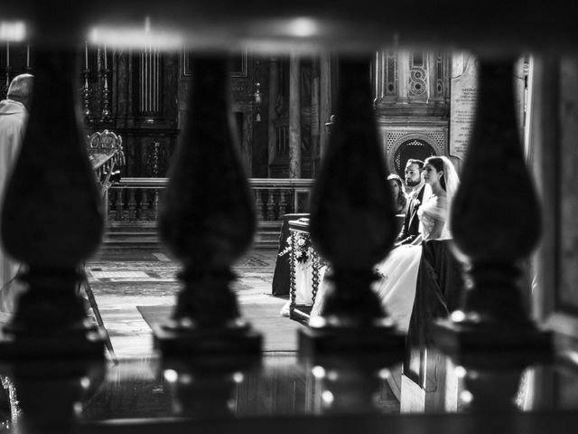 Il matrimonio di Simone e Francesca a Roma, Roma 14