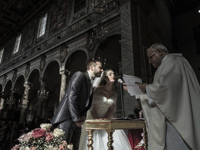 Il matrimonio di Simone e Francesca a Roma, Roma 15