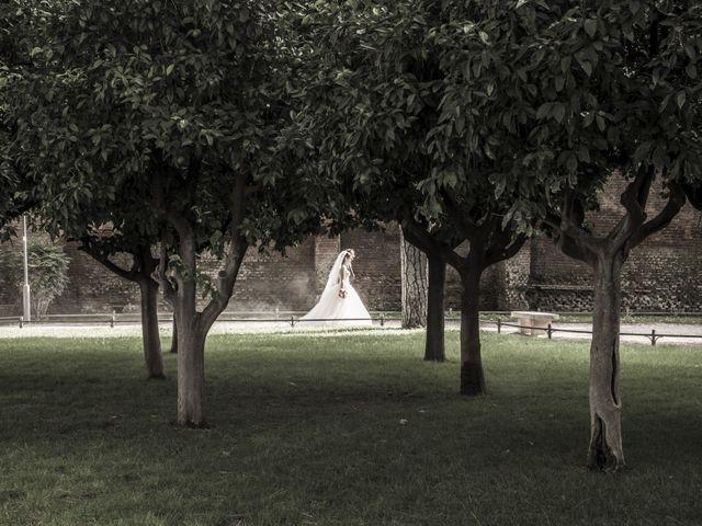 Il matrimonio di Simone e Francesca a Roma, Roma 21