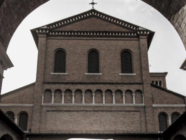 Il matrimonio di Simone e Francesca a Roma, Roma 23
