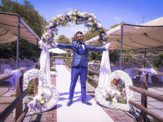 Il matrimonio di Alessia e Alessio a Paternò, Catania 9