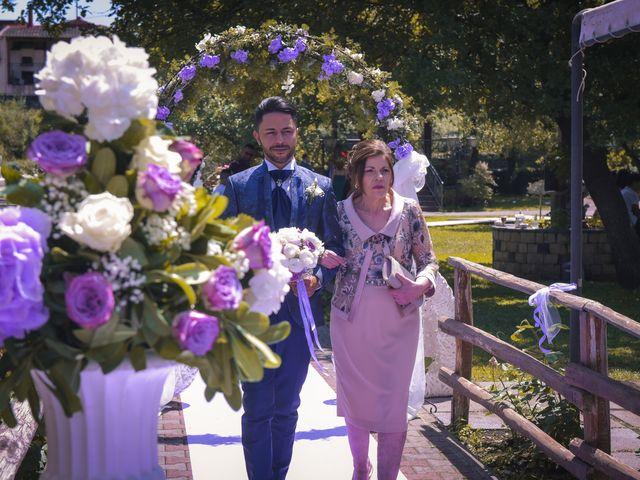 Il matrimonio di Alessia e Alessio a Paternò, Catania 10