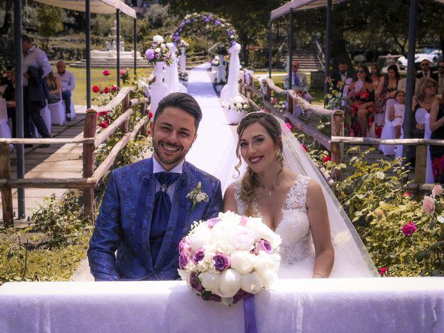 Il matrimonio di Alessia e Alessio a Paternò, Catania 24