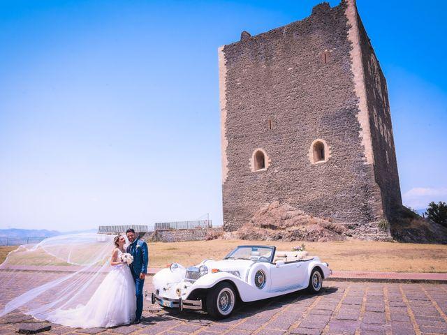 Le nozze di Alessio e Alessia