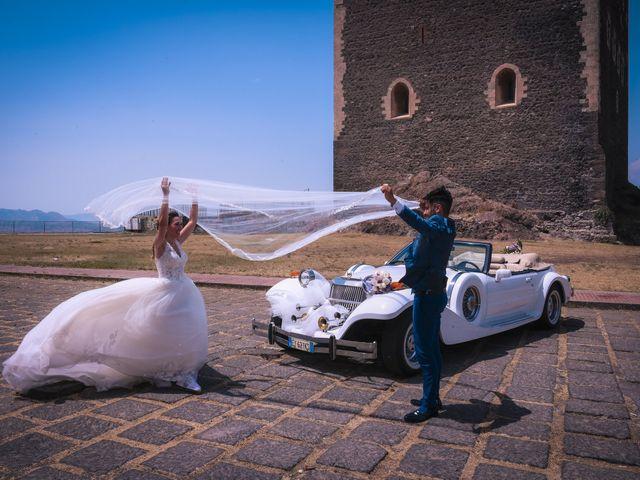 Il matrimonio di Alessia e Alessio a Paternò, Catania 1