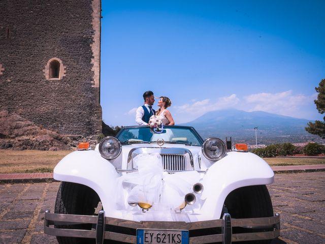Il matrimonio di Alessia e Alessio a Paternò, Catania 30