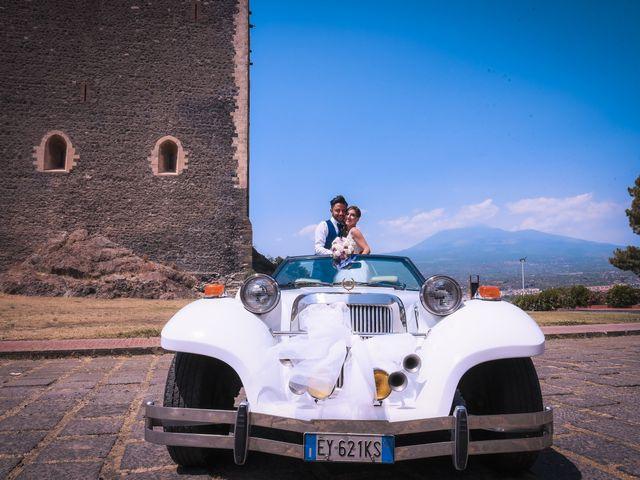 Il matrimonio di Alessia e Alessio a Paternò, Catania 31
