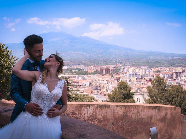 Il matrimonio di Alessia e Alessio a Paternò, Catania 32