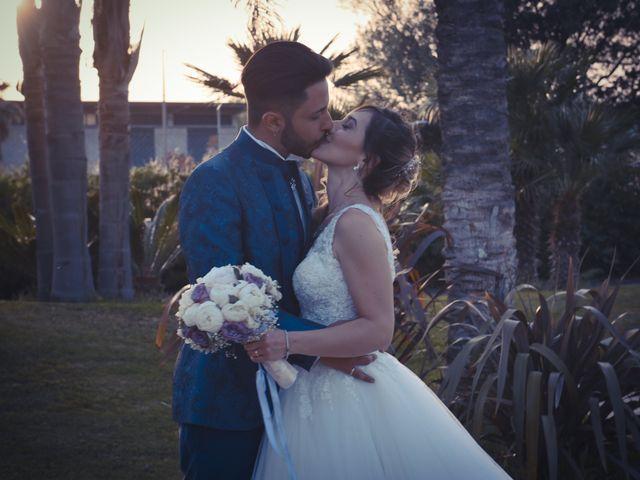 Il matrimonio di Alessia e Alessio a Paternò, Catania 43
