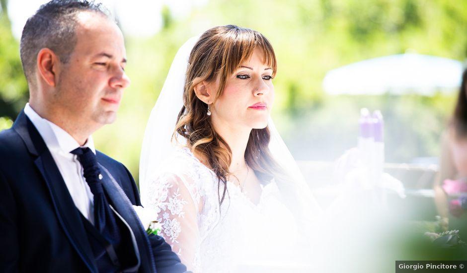 Il matrimonio di Marco e Tatiana a Montalto di Castro, Viterbo