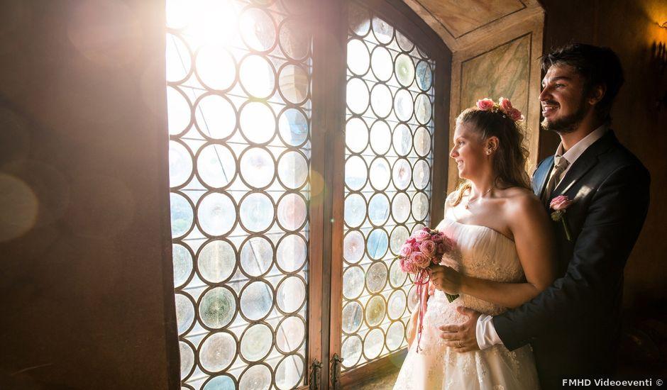 Il matrimonio di Matej e Samanta a Savogna d'Isonzo, Gorizia