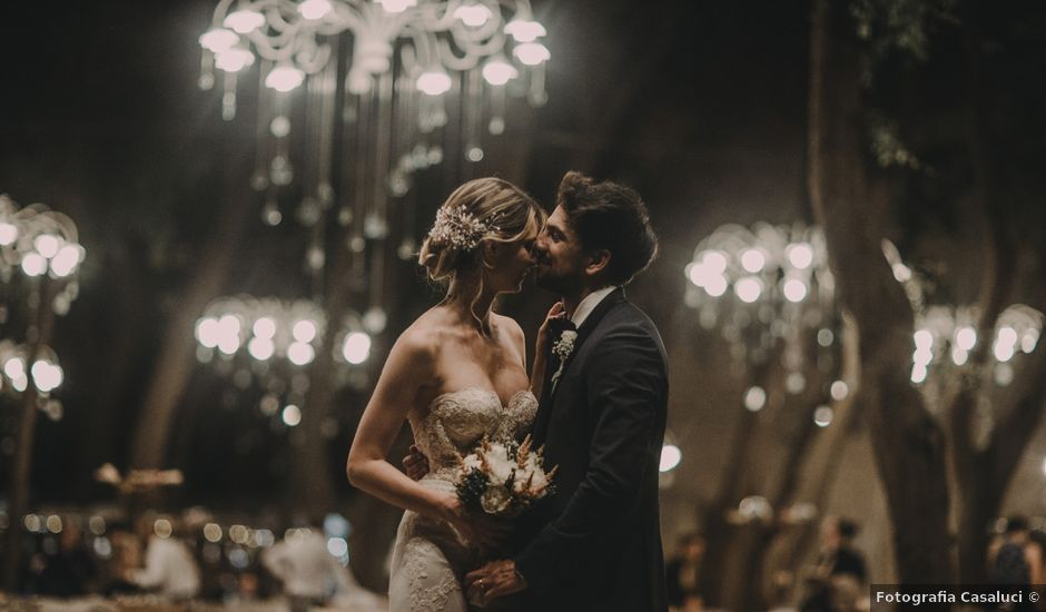 Il matrimonio di Alessio e Alessandra a Galatina, Lecce