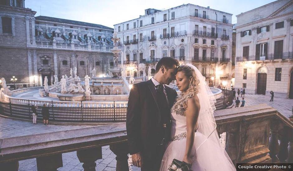 Il matrimonio di Marcello e Angela a Palermo, Palermo