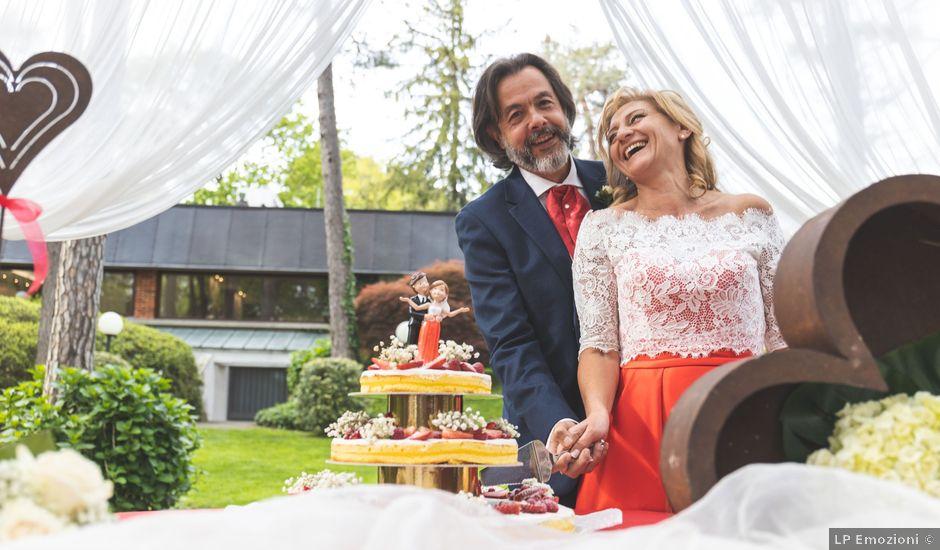 Il matrimonio di Diego e Letizia a Cantù, Como