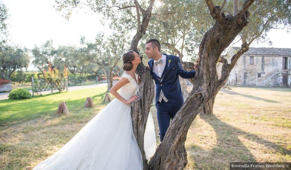 Il matrimonio di Edoardo e Ilaria a Miglianico, Chieti