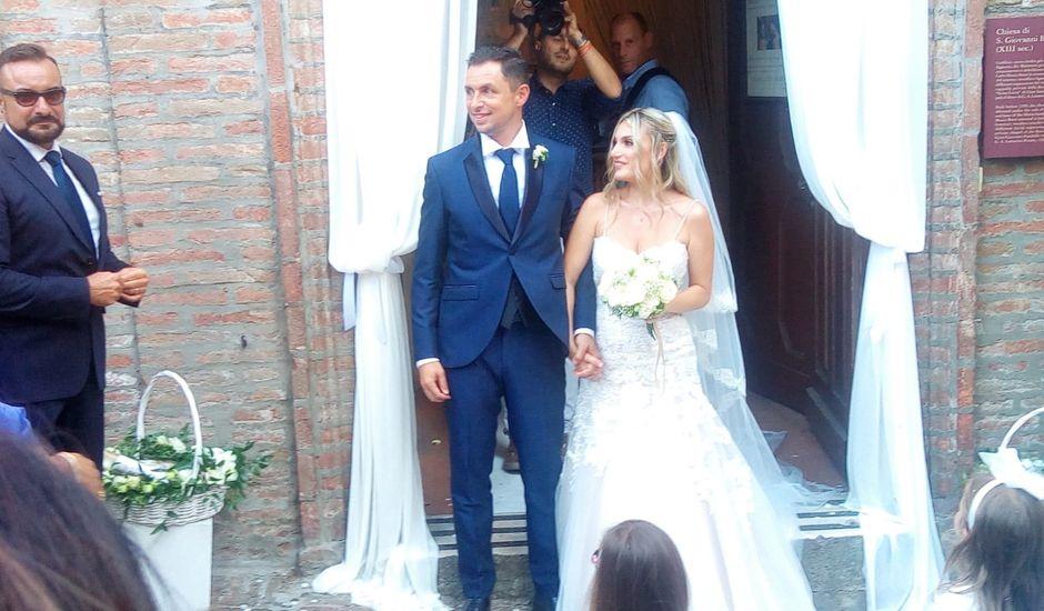 Il matrimonio di Matteo e Chiara  a Gradara, Pesaro - Urbino